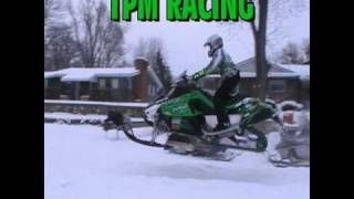 7. 2008 Arctic Cat F6
