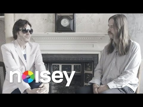 Nicky Wire of Manic Street Preachers - The British Masters - Episode 9
