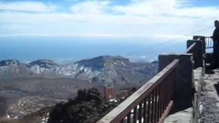 Santiago del Teide Spain  City pictures : at the top of pico del Teide, Tenerife