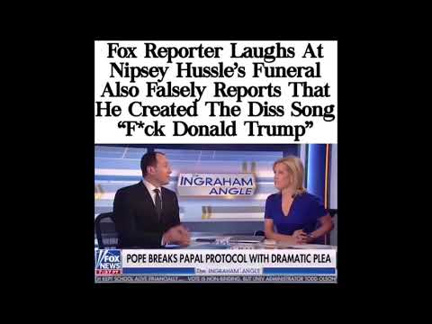 Hip Hop Calls For Laura Ingraham To Be Fired After Distasteful Nipsey Hussle Commentary