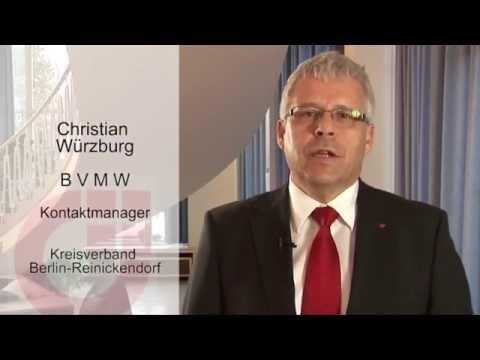 BVMW Berlin Reinickendorf - Unternehmernetzwerk, Kundengewinnung - Christian Würzburg