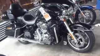 6. Harley Davidson Electra Glide Ultra Classic 2014 al 2015 precio ficha tecnica Caracteristicas