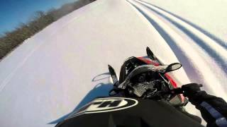 7. First Rip On The 2014 Polaris Indy 600