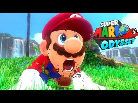 Super Mario Odyssey - Full Game Walkthrough