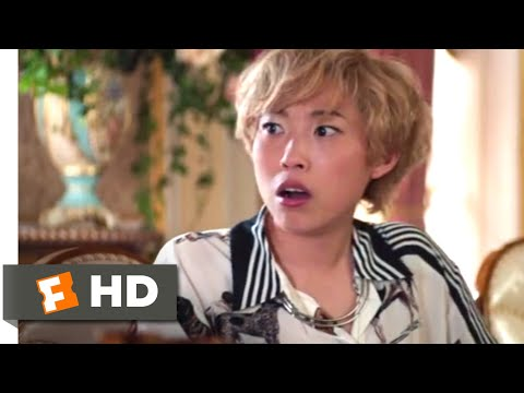 Crazy Rich Asians (2018) - Rich Lunch Scene (2/9)