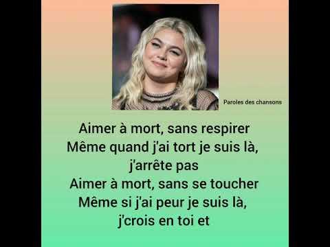 Louane - Aimer a mort [paroles]