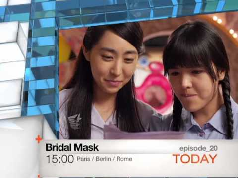 [Today 8/30] Bridal Mask - Ep.20