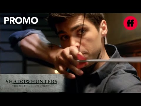 Shadowhunters Season 2 Promo 'Critics'