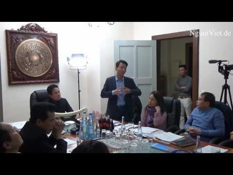 Họp BTC quyên góp ủng hộ miền Trung (05.12.2016) - P3
