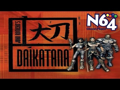 Daikatana - Nintendo 64 Review - Hd