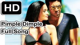 Yevadu Telugu Movie | Pimple Dimple Full Song | Ram Charan Teja,Shruti Haasan