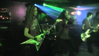 Icarus Witch - Coming Of The Storm (live 8-19-12)HD