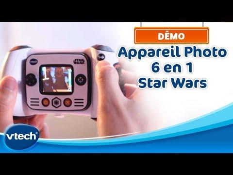 Star Wars - Appareil photo numérique 6 en 1   VTech