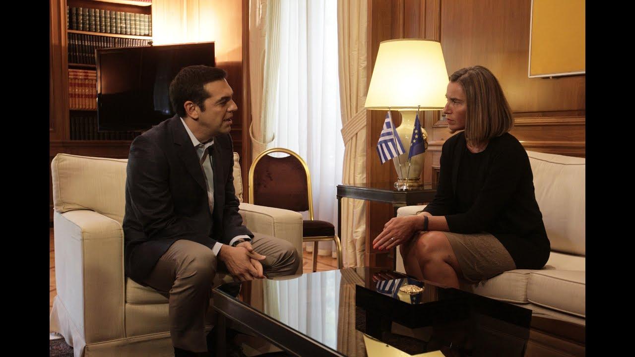 Αλ. Τσίπρας: Αναζητούμε δίκαιη λύση στο Κυπριακό