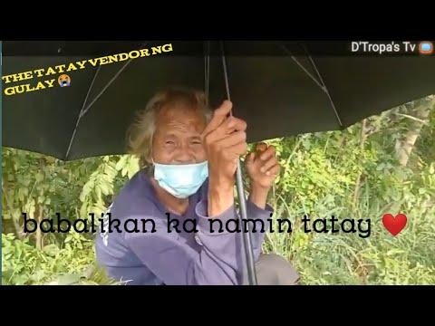 """""""THE TATAY VENDOR NG GULAY"""" tatay ato ❤️   #tatayato #d'tropa'stv📺"""