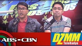 Tren ng MRT-3, umusok; mga pasahero, pinababa | DZMM