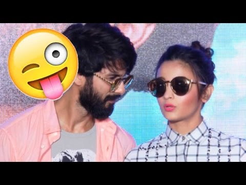 Where Does Shahid Kapoor Get His Crazy Energy From