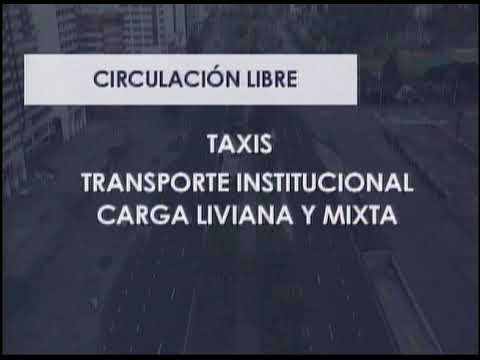 Salvoconductos siguen vigentes en Quito