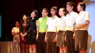 Schools Digital Media Awards 2014 - Interview with Sharon Au