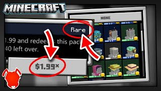 the Minecraft Character Creator is FATALLY Flawed...