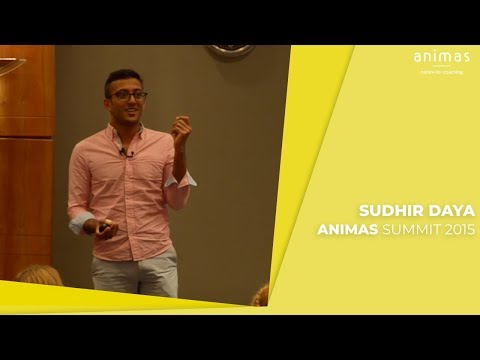 Sudhir Daya at the Animas Summit