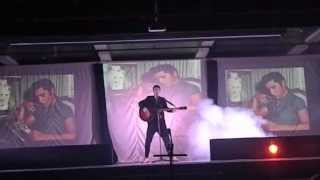 David Thibault - Blue Suede Shoes (Elvis Presley) - YouTube