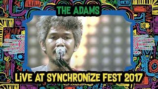 Video The Adams live at SynchronizeFest - 6 Oktober 2017 MP3, 3GP, MP4, WEBM, AVI, FLV Juni 2018
