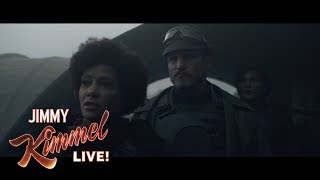 "VIDEO: SOLO: A STAR WARS STORY – ""Woody Harrelson"" Clip"