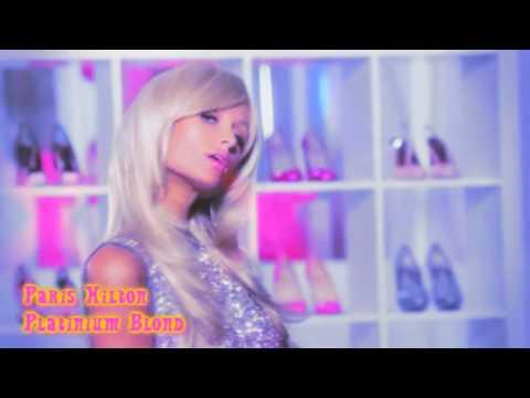 Paris Hilton - Platinium Blond - FIRE [Demo - Music Video]