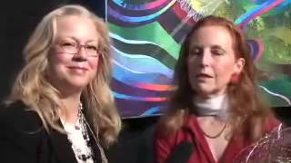 Luana's Post Awards Interviews with Caryl Bryer Fallert and Hollis Chatelain, Houston, TX