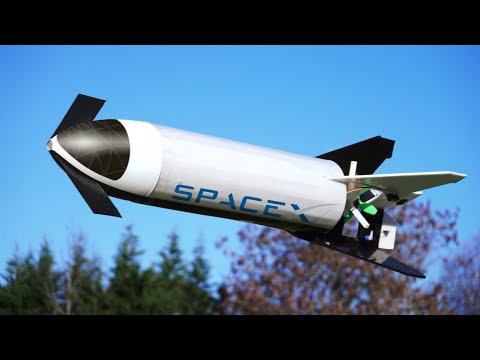 RC SpaceX Starship_Best spacecraft videos of the week