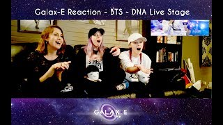 Video [Galax-E] BTS - DNA Comeback Show Live Reaction  #BTS_DNA_Reaction MP3, 3GP, MP4, WEBM, AVI, FLV Mei 2018