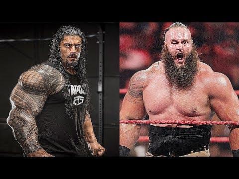 Roman Reigns vs Braun Strowman Transformation ★ 2019 - Thời lượng: 10 phút.