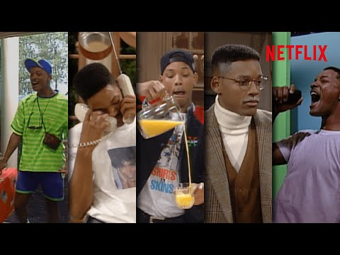 1 Second From Every Episode of The Fresh Prince of Bel-Air