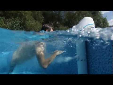 Protiproud AquaJet - Mountfield (видео)