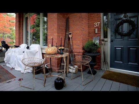 Spooky, Fun & Simple Halloween Decorating Ideas