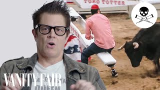 Video Johnny Knoxville Breaks Down Every Injury of His Career | Vanity Fair MP3, 3GP, MP4, WEBM, AVI, FLV Februari 2019