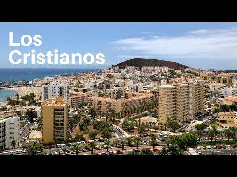 Los Cristianos, Tenerife, Canary Islands, Spain 2018