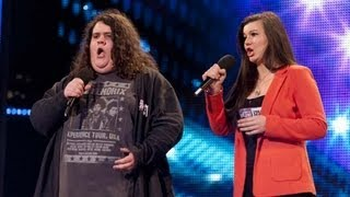 Par United Kingdom  city images : Opera duo Charlotte & Jonathan - Britain's Got Talent 2012 audition - UK version