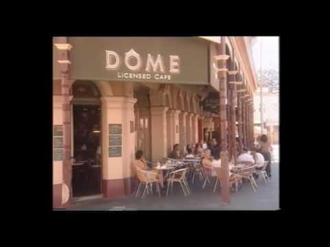 1997 Ethnic Business Awards Finalist – Non-Manufacturing Category – Patria Jefferies – Dome Coffee Australia