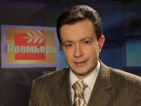 Сюжет о юбилее работы на ТВ Игоря Жукова