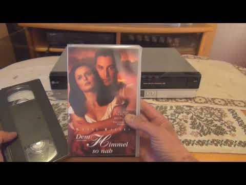 LG RC-278 DVD Recorder / 6-Kopf Stereo VHS Recorder Kombination
