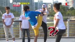 Video jong kook vs gary, ji hyo, jae suk, yunho MP3, 3GP, MP4, WEBM, AVI, FLV April 2018