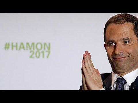 Οι μαχαιριές της γαλλικής αριστεράς και το κάλεσμα Αμόν στους ψηφοφόρους