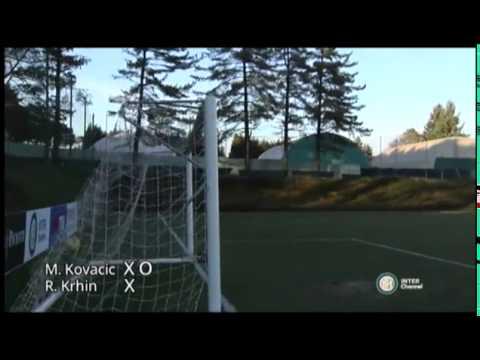 kovacic vs khrin: sfida a chi prende più traverse!