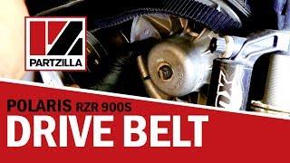 5. Polaris RZR Drive Belt Change   2015 Polaris RZR 900S    Partzilla.com