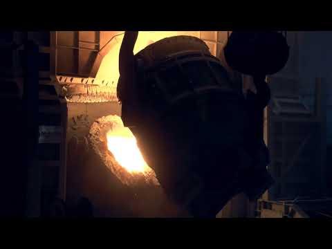 AOD furnace - SIJ Acroni
