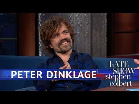 Peter Dinklage Helped Jamie Dornan Prep For '50 Shades'