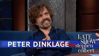 Video Peter Dinklage Helped Jamie Dornan Prep For '50 Shades' MP3, 3GP, MP4, WEBM, AVI, FLV Mei 2019