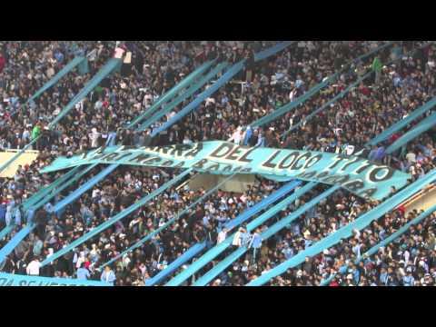 """HINCHADA DE BELGRANO """"Te quiero belgrano, te quiero"""" - Los Piratas Celestes de Alberdi - Belgrano"""